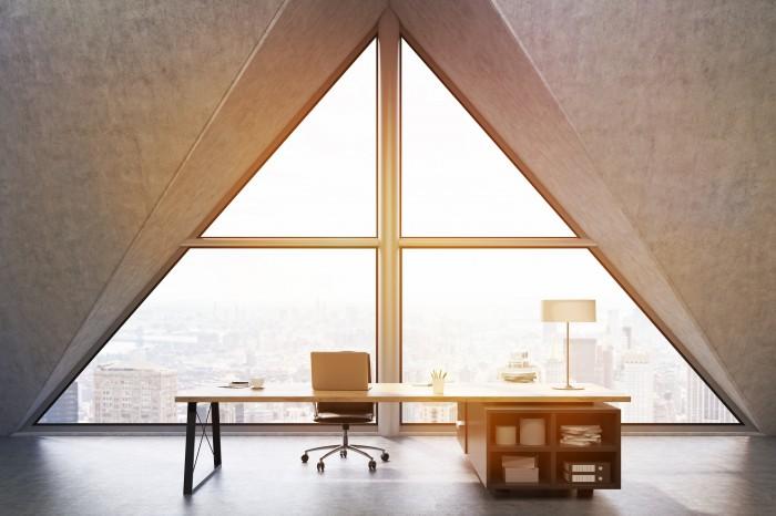 Un meuble de bureau fait en france